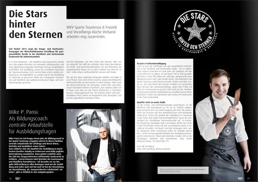 """Kampage """"Stars hinter den Sternen"""""""